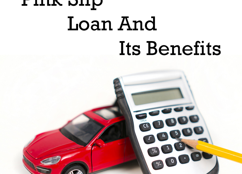 pink slip loans