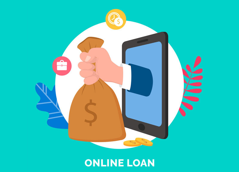 Online money loan